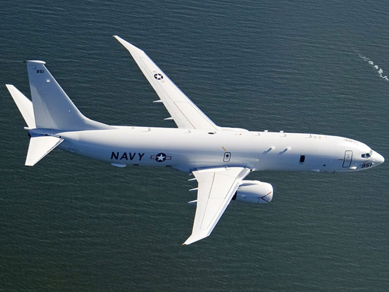 US Navy Requests 13 Additional P-8A Poseidon Aircraft