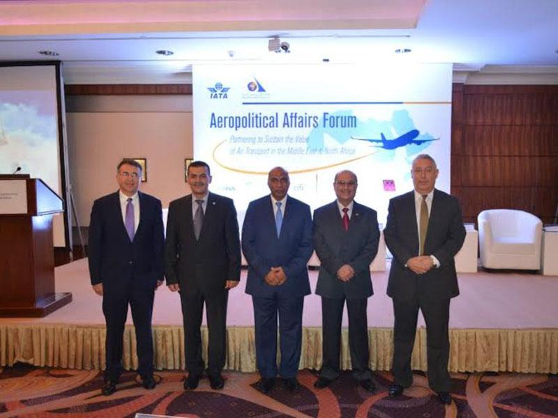 Aeropolitical Affairs Forum Discusses Middle East Aviation