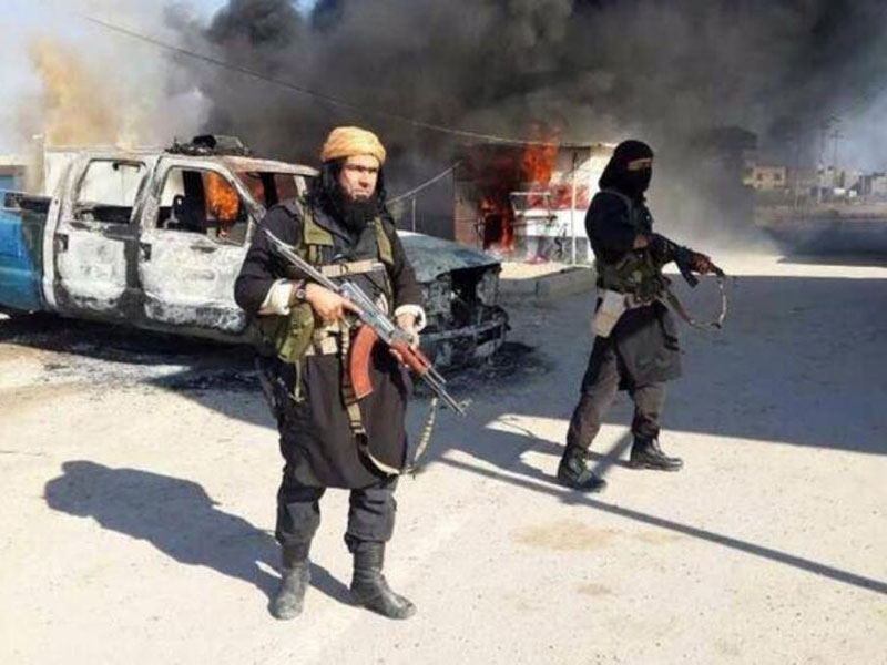 Al Qaeda Offshoot Seizes Most of Iraq's Second Largest City