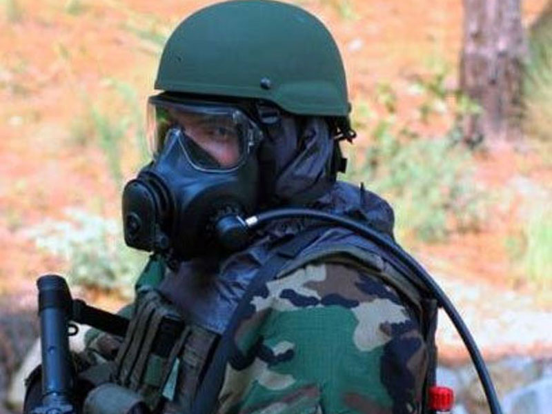 Avon Protection's CBRN Respiratory System at SOFEX