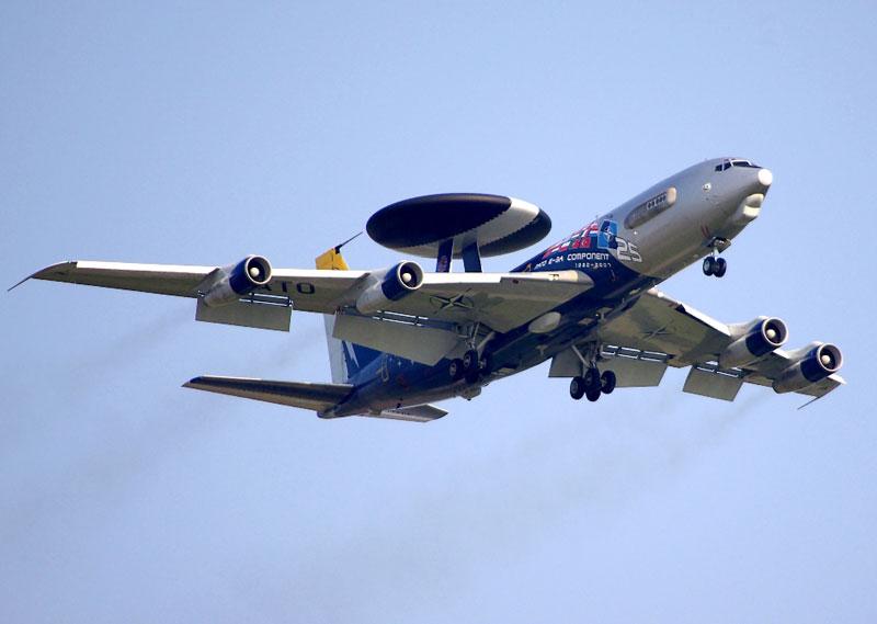 Boeing to Modernize NATO's AWACS Fleet