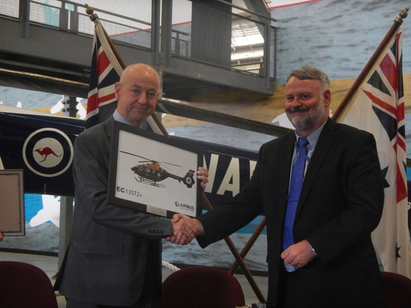 Boeing to Train Australian Army, Navy Pilots for 25 Years