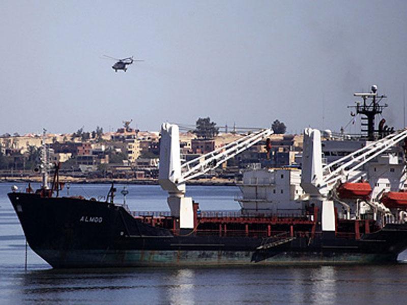 Egypt Army, Bahrain Firm Win Suez Project