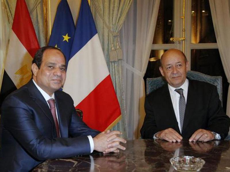 Egypt, France Sign €1 Billion Arms Deal