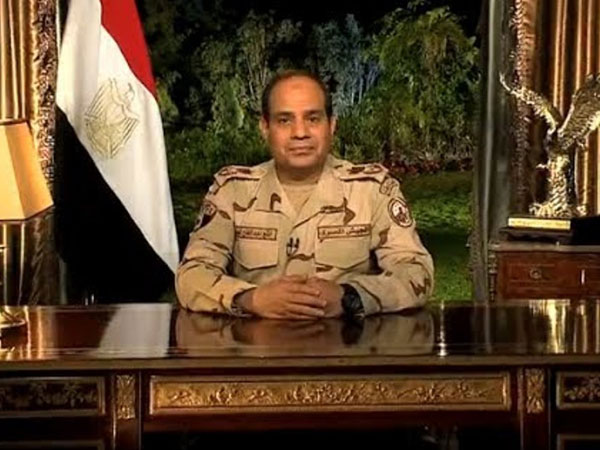 Former Egyptian Army Chief Wins Presidential Election