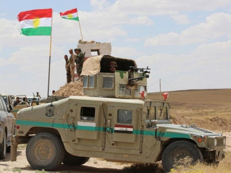 Germany Starts Training Peshmerga Forces Against ISIS