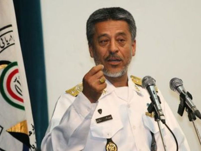 Iran to Conduct Naval Drills in Indian Ocean
