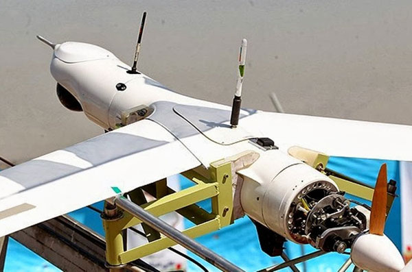 Iran to Use Drones for Patrolling its Borders