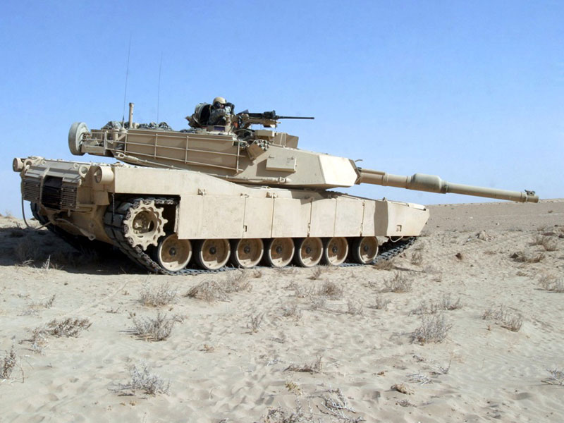 Iraq to Acquire M1A1 Abrams Tank Ammunition