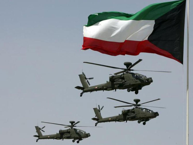 Kuwait, Egypt Sign Military Deal