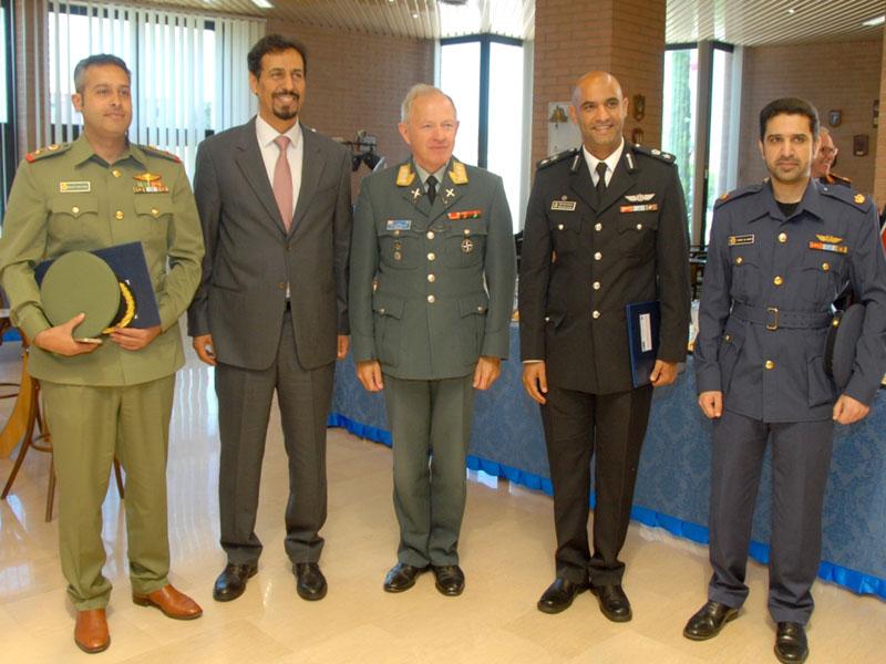 Kuwait Hails Role of NATO Defense College