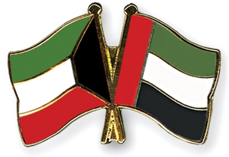 Kuwait's Deputy Chief of Staff Meets UAE's Military Attaché