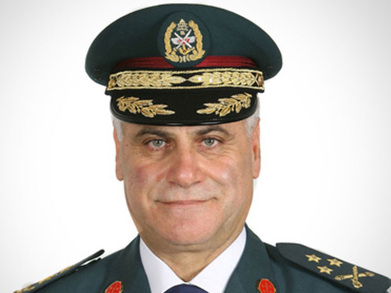 Lebanon Army Chief to Sign $3 Billion Saudi Military Grant