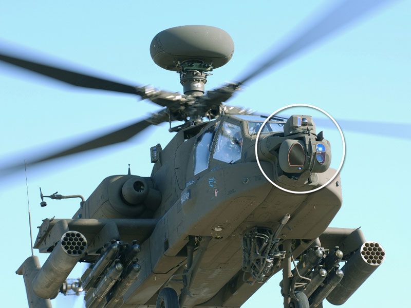 Lockheed Martin Wins Qatar Apache Targeting, Pilotage Systems Order