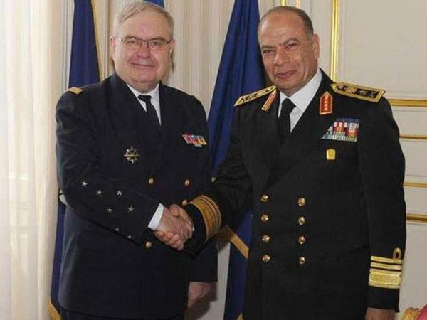 Navy Chief: Egypt Keeping Close Eye on Yemen