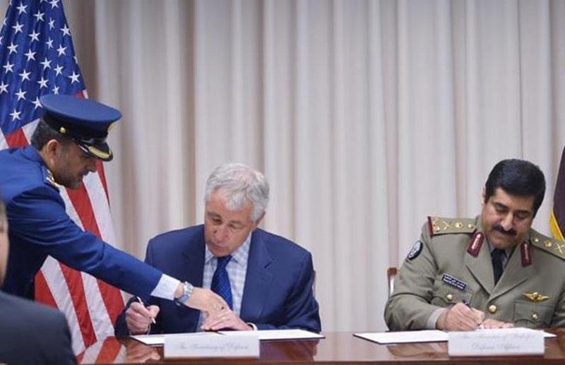 Qatar-US Sign $11 Billion Arms Agreement