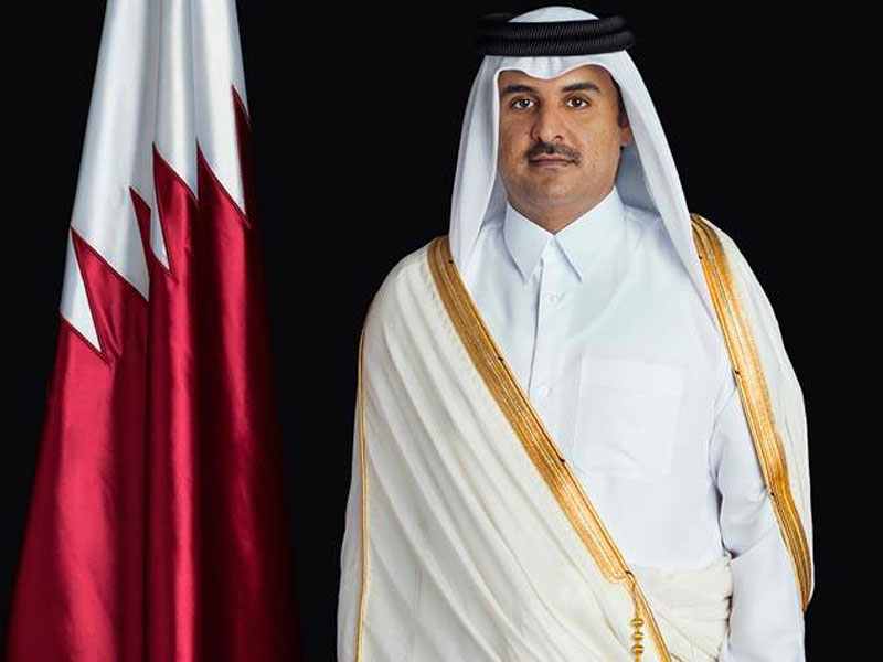 Qatar's Emir Makes First Official Visit to France