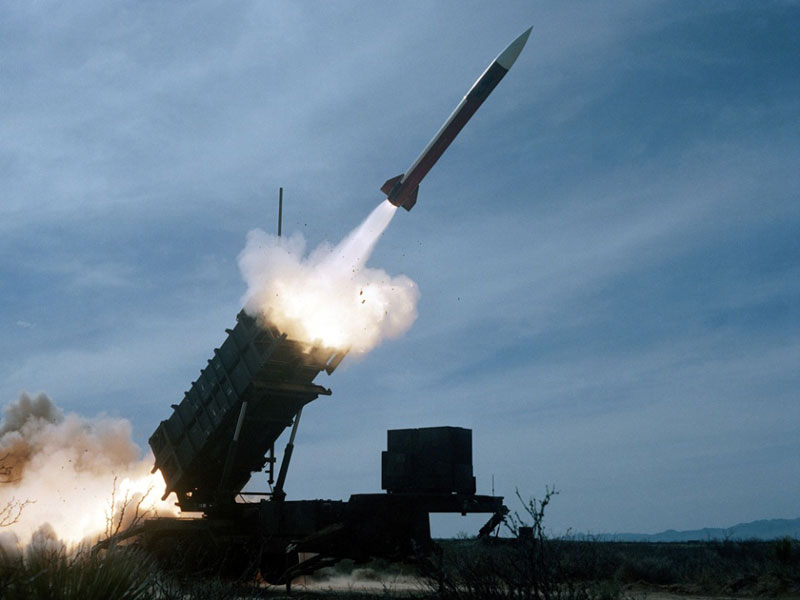 Raytheon Eyes Patriot Missile Sale to Qatar Before Year-End