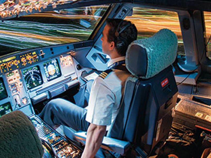 Rockwell Collins at Airport Show Dubai 2014