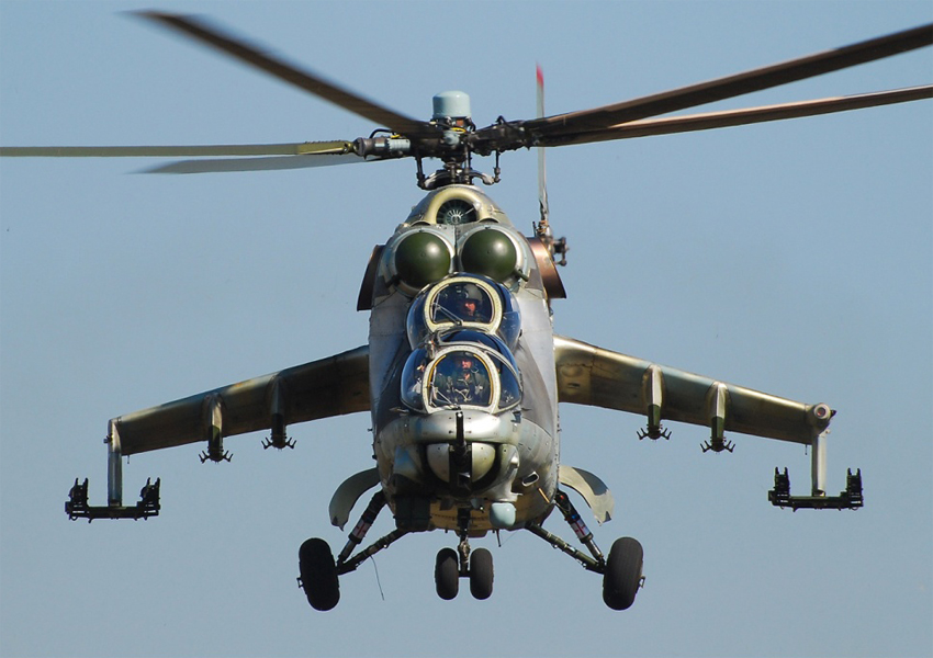 Russia Lifts Embargo on Arms Supply to Pakistan