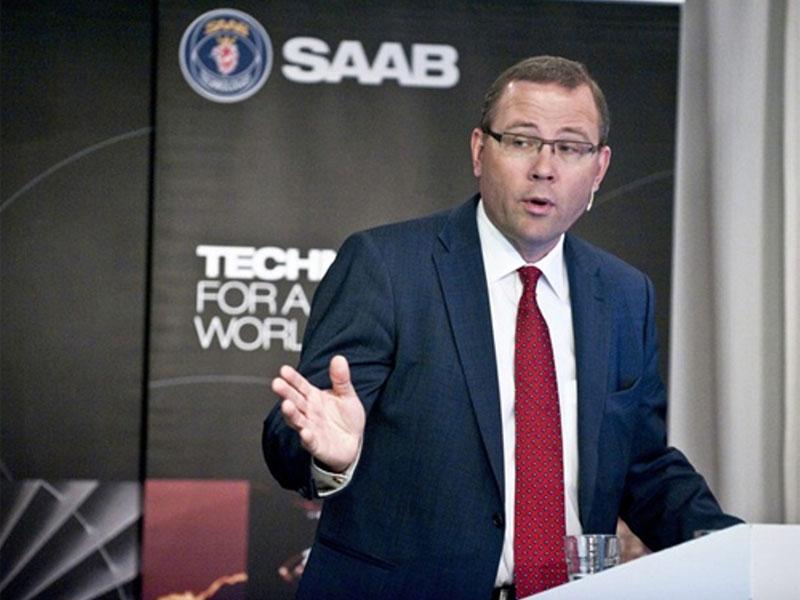 Saab Acquires ThyssenKrupp Marine Systems AB