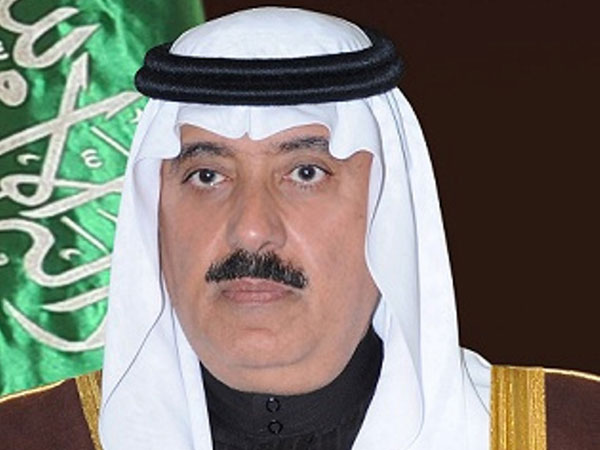 Saudi Minister of National Guard on Official Visit to USA