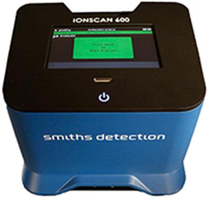 Smiths Detection Launches Next-Gen Explosives Detector