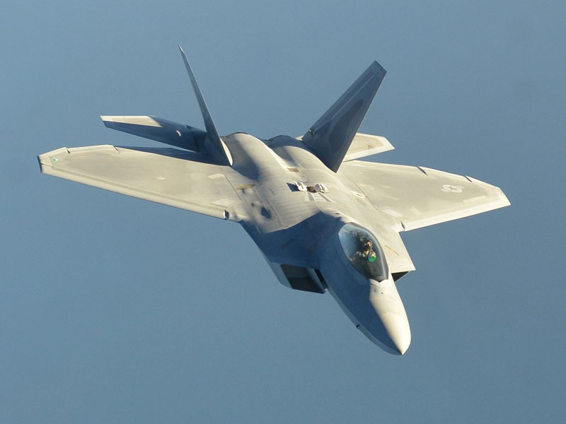 U.S. Carried Out 88.4% of Airstrikes Against ISIS