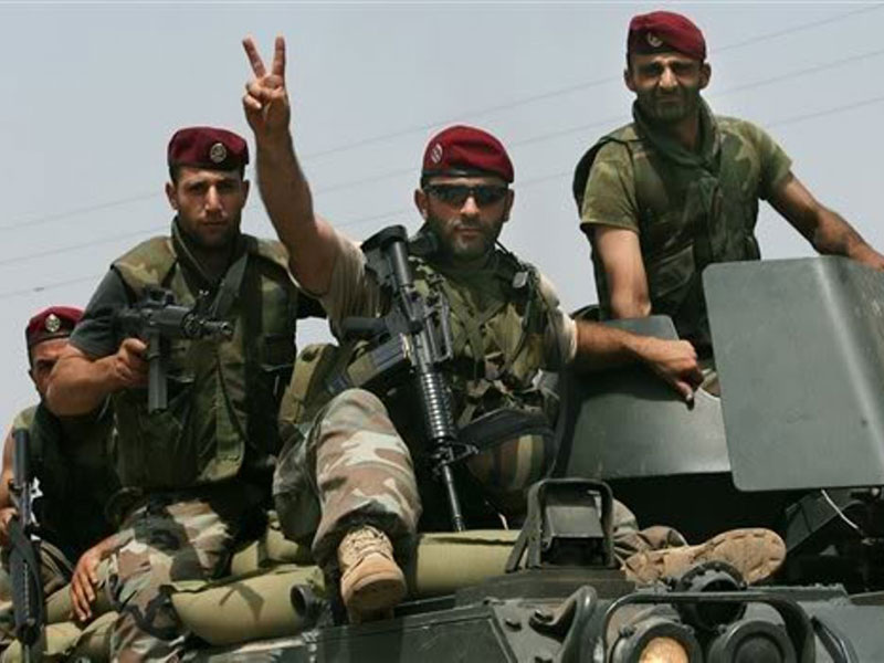 U.S. Delivers New Batch of Military Aid to Lebanese Army