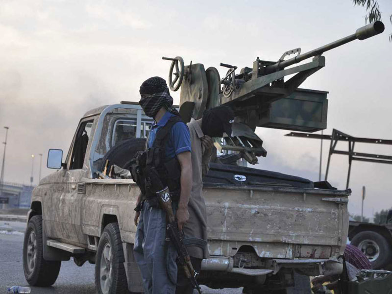 """U.S. Ready to """"Take Action"""" Against ISIS in Syria"""