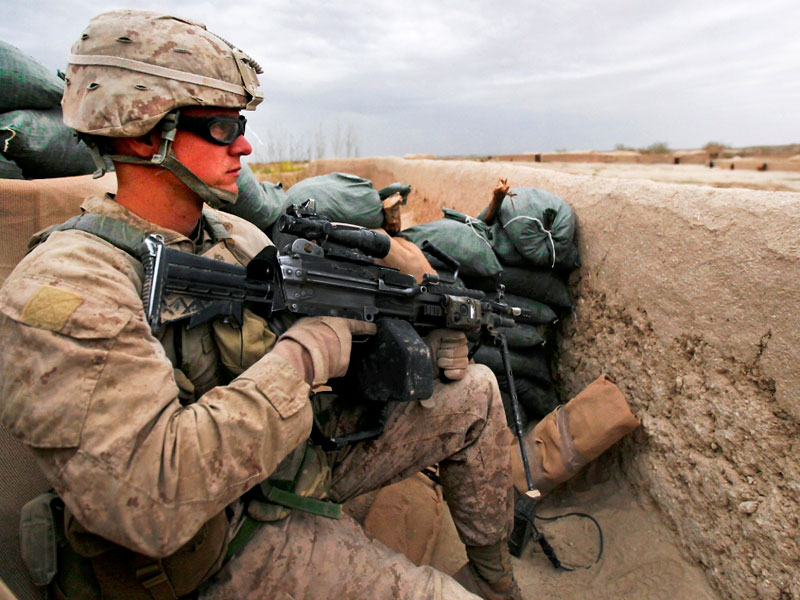 U.S. to Deploy 2,300 Marines to the Middle East