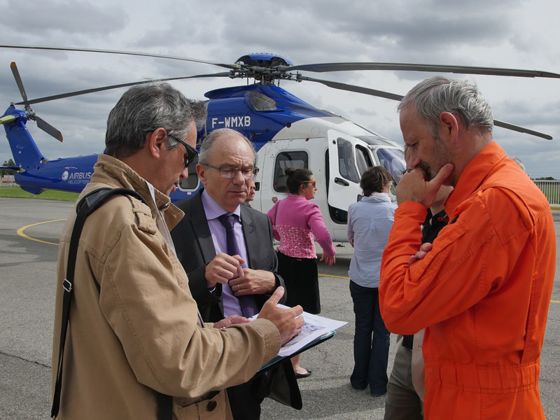 Airbus Helicopters Demos Low-Noise IFR Operations