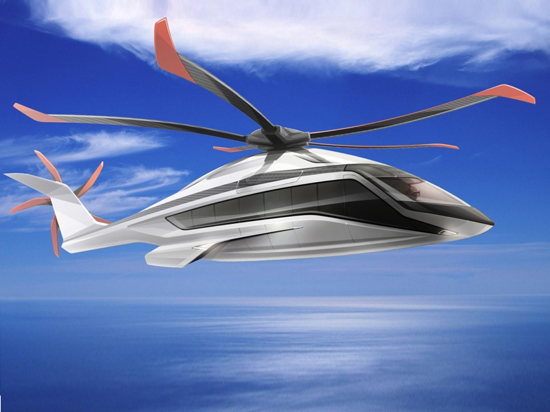 Airbus Helicopters Launches X6 Concept Phase