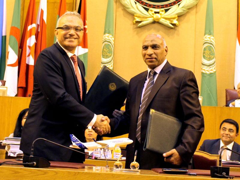 Airbus Middle East, Airbus ProSky, ACAC Sign Memorandum