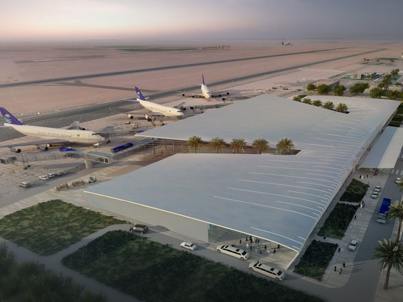 Al Qassim Airport Receives $394 Million Revamp Plan