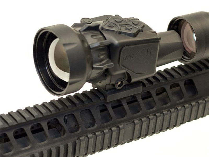 BAE Unveils 1st Grade 12-Micron Thermal Weapon Sight