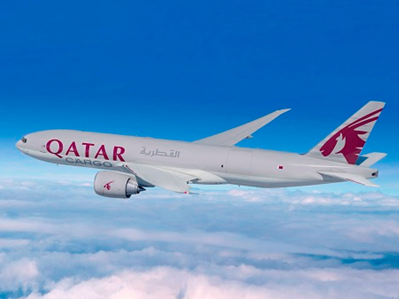 Boeing, Qatar Airways Finalize Order for Four 777 Freighters