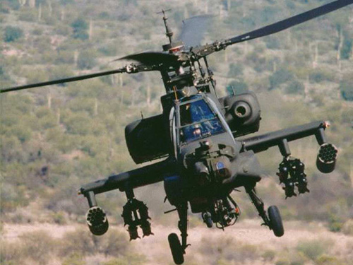 Boeing to Showcase AH-64 Apache at Poland's MSPO Show
