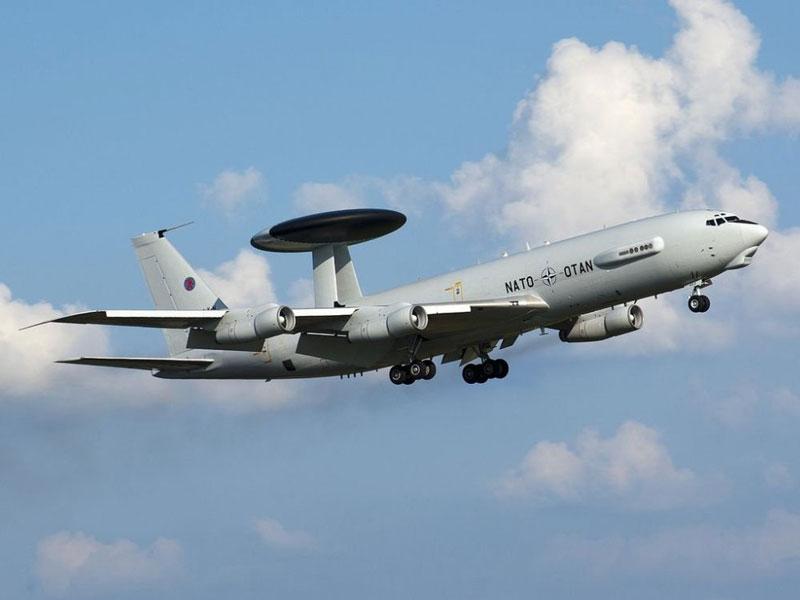 Boeing Updates NATO AWACS with Flight Deck & Avionics