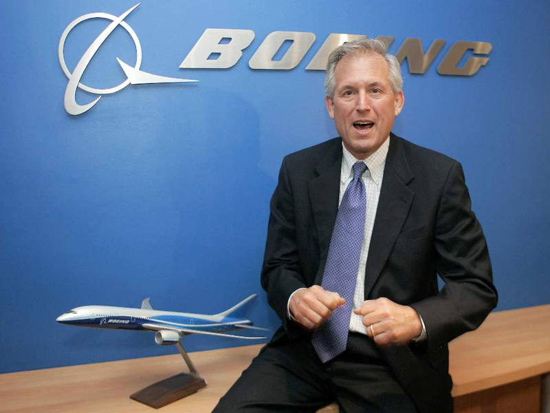 Boeing's First Quarter Revenue Soars to $22.1 Billion