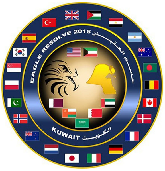 "CENTCOM Hails ""Eagle Resolve"" Exercise in Kuwait"