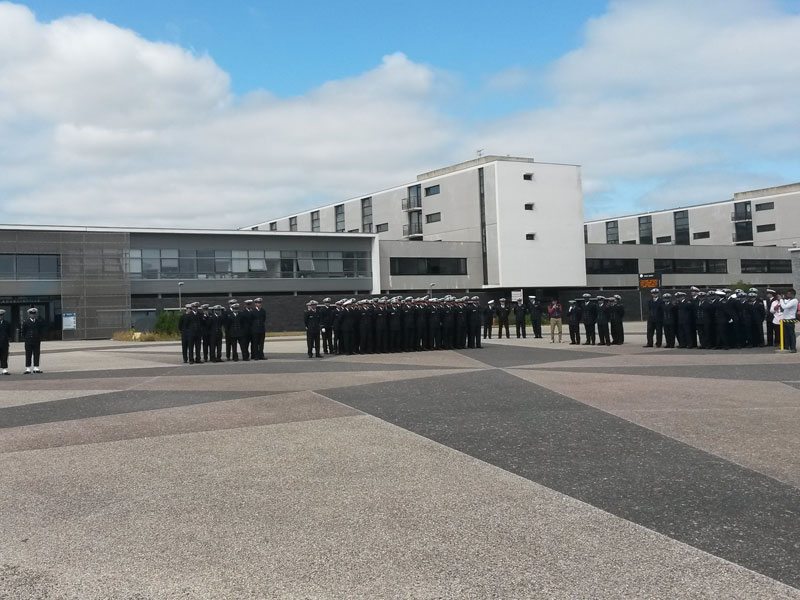 DCI-NAVFCO's CENOE Naval Course Celebrates 20 Years