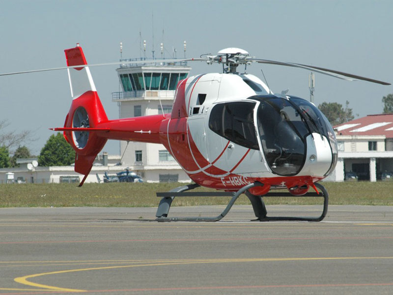 DCI Opening New International Helicopter Training Center