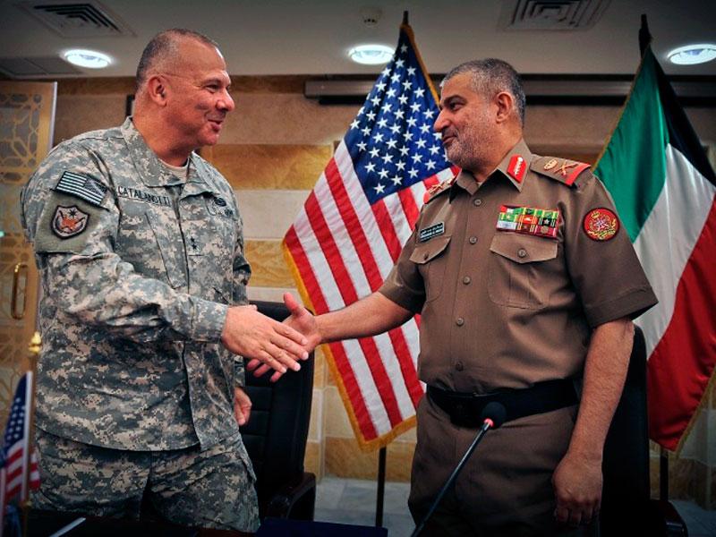 """Eagle Resolve 2015"" Regional Drill Starts in Kuwait"