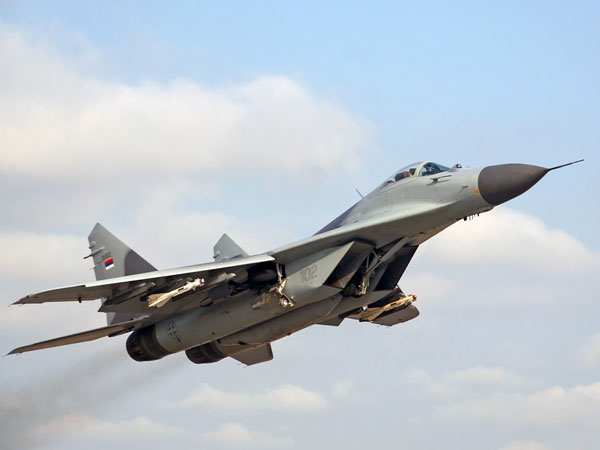 Egygt, Russia May Sign Deal for 46 MiG-29 Fighter Jets