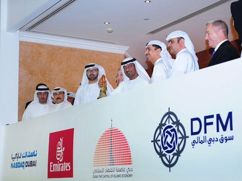 Emirates Celebrates Bond Listing on Nasdaq Dubai