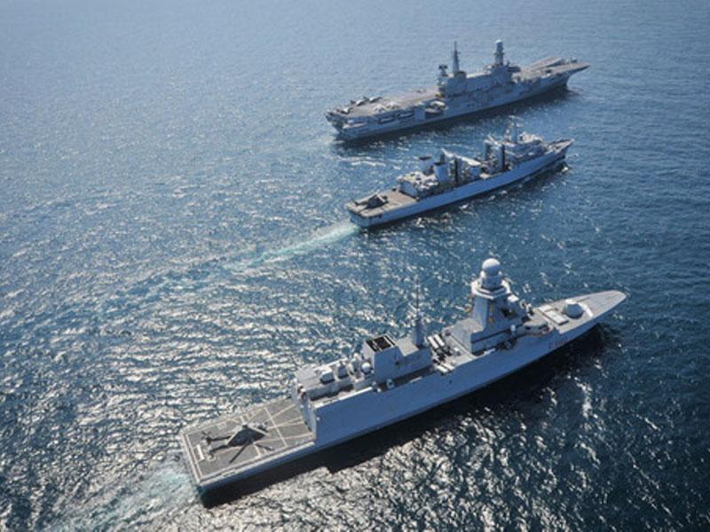 Fincantieri, Finmeccanica to Renew Italian Navy's Fleet