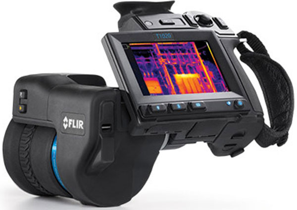 FLIR Releases High Definition Thermal Inspection Cameras