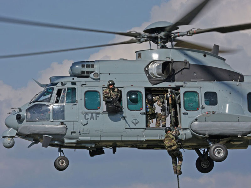 France Nears $1.1bn Kuwait Deal for Military Helicopters