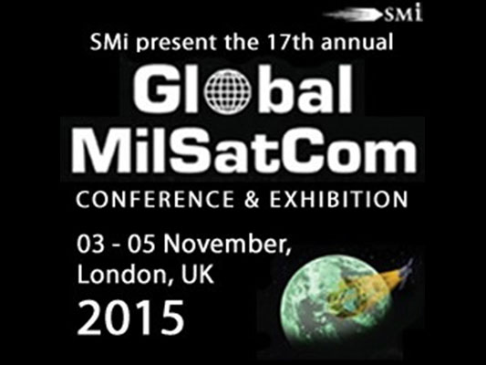 Global MilSatCom Returns to London in November